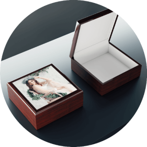 Jewelry boxes for women