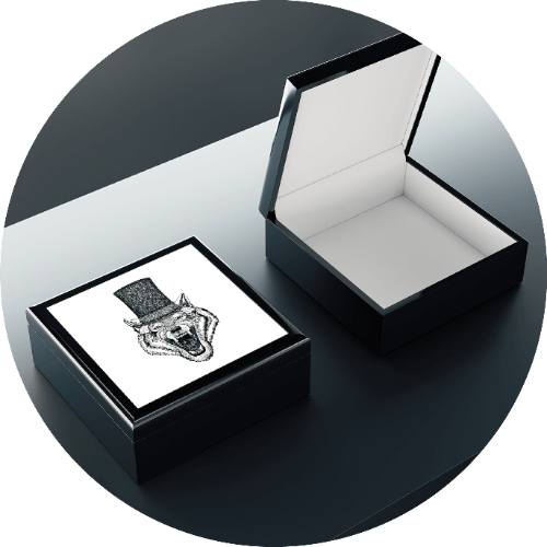 Mens Jewelry Box