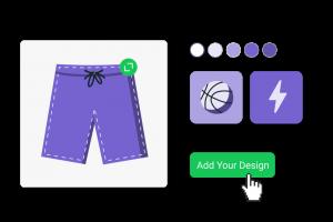 Start Designing Your Custom Swim Trunk