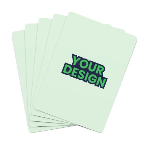 Start Selling Custom Playing Cards