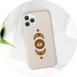 iPhone 12 biodegradable cases