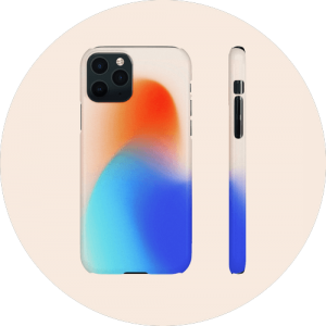 iPhone 12 snap case