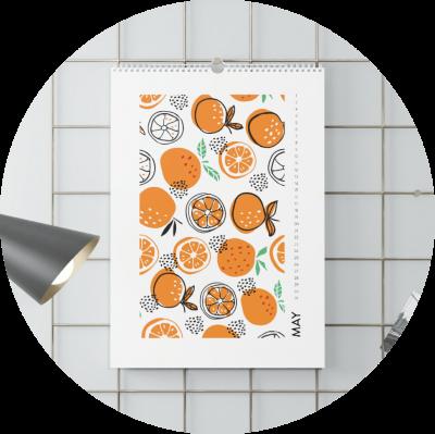 Custom Calendars Designs 2