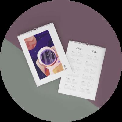 Custom Calendars Designs 3