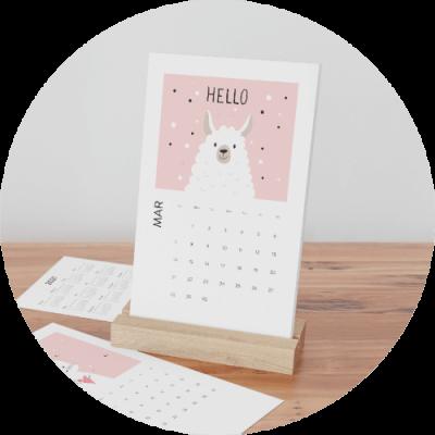 Custom Calendars Designs 5