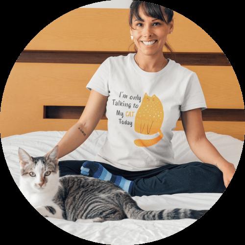 funny animal lover sayings for shirts